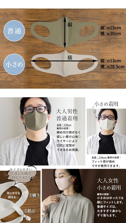 マスク あり 立体 超 在庫
