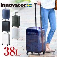 86b921e802 スーツケース キャリー ハード 旅行!イノベーター innovator 38L 小型 1泊~3泊程度 .