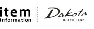 Dakota black label(ダコタブラックレーベル)のキーホルダー