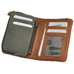 TOUGH(タフ)の二つ折財布