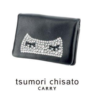【激安アウトレット!】 ツモリチサト tsumori chisato!! パスケース カードケース【キラネコ】 57330 57330 ツモリチサト【送料無料】 ツモリチサト tsumori chisato! キラキラのラインストーンで描いたネコがアクセントのパスケースです。, CREVASSE クルバス:cef8d263 --- blog.buypower.ng