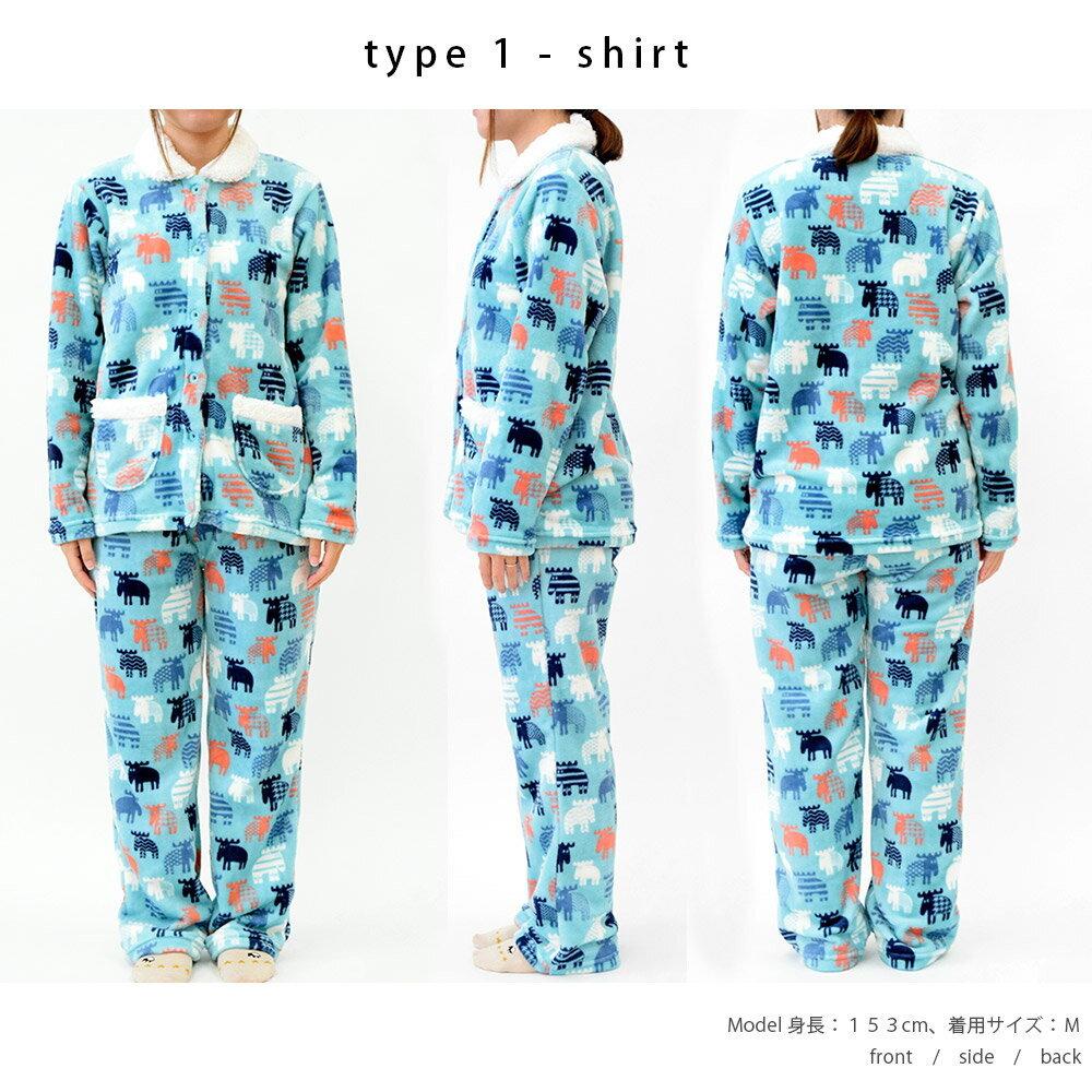 type1、shirtシャツタイプ