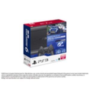 【】【ゲーム】【PS3】本体(250GB)チャコール・ブラック グランツーリスモ6同梱