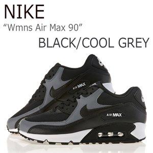 激安人気新品 【送料無料】NIKE WMNS AIR MAX 90/Black/Cool Grey/White【ナイキ】【エアマックス】【325213-037】 シューズ, コンタクトレンズショップ Oculus 2bd06751