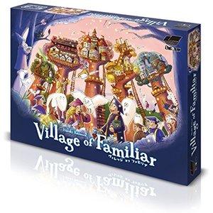 ヴィレッジオブファミリア【新品】 カードゲーム アナログゲーム テーブルゲーム ボドゲ