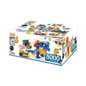 【人気No.1】 LaQ ベーシック 5000【新品】 ラキュー 知育玩具 ブロック, ニトリ b5d90329