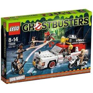 豪華 レゴ ゴーストバスターズ エクト 1 & 2 75828【新品】 LEGO 知育玩具 クリスマス プレゼント, eぶんぐワン 5e1b9dea