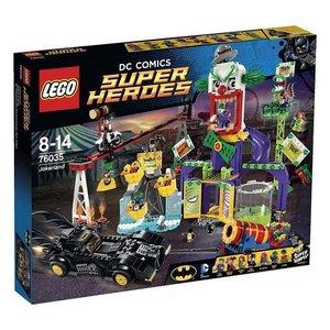 【代引き不可】 レゴ スーパー・ヒーローズ LEGO ジョーカーランド 76035【新品】 レゴ LEGO MARVEL 知育玩具【宅配便のみ】 合計12,000円以上のお買い上げで送料680円引き!, アヤベシ:f12d59f9 --- blog.buypower.ng