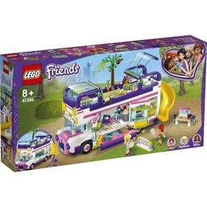 完成品 レゴ フレンズ フレンズのうきうきハッピー・バス 41395【新品】 LEGO Friends 知育玩具, タノーダイヤモンド 5b3022ed