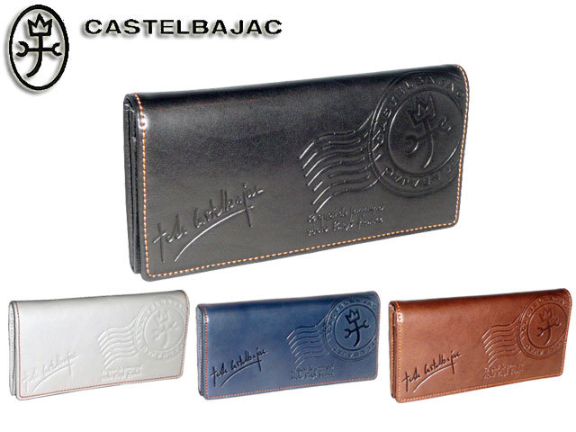 CASTELBAJAC Coupe long wallet 098607