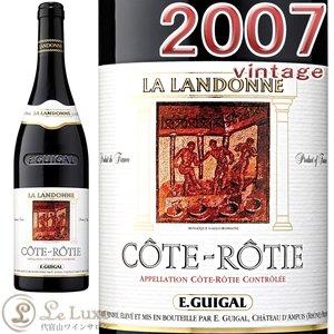 超特価SALE開催! ギガル コート・ロティ・ラ・ランドンヌ[2007][正規品]赤ワイン/辛口 Cote/フルボディ[750ml]E.Guigal La Cote Rotie Landonne La Landonne 2007, Brand Selection STAGE:720452e3 --- frmksale.biz