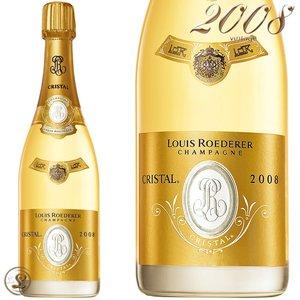 最高品質の 2008 クリスタル ブリュット ヴィンテージ ルイ ロデレール 正規品 シャンパン 白 辛口 750ml Louis Roederer Cristal vintage, Cover all 2650f5be