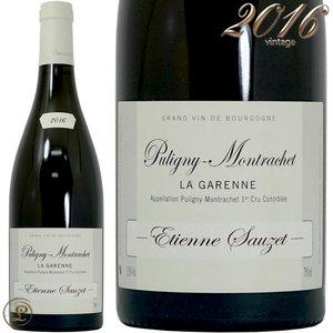 数量は多 2016 ピュリニー モンラッシェ プルミエ クリュ ラ ガレンヌ エティエンヌ ソゼ 正規品 白ワイン 辛口 750ml, つえ子の素敵な杖屋さん a1c16156