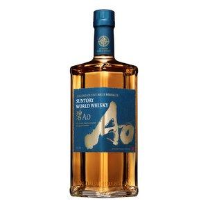 爆売り! 【送料無料】サントリー 43% ワールドウイスキー 正規 碧 Ao ワールドウイスキー 43% 700ml 正規 (日本 ブレンデッドウイスキー), BIG SHOT:73d1d2e9 --- fukuoka-heisei.gr.jp