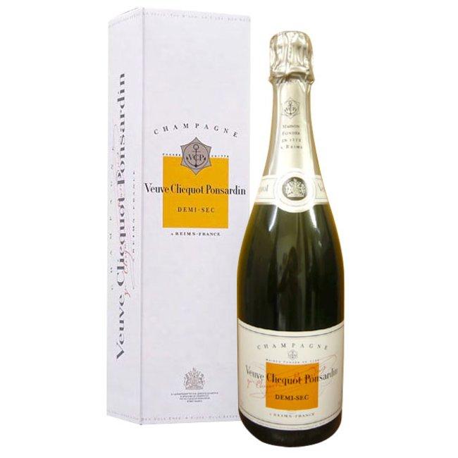 シャンパン veuve clicquot