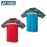 fceac8005ff54 ヨネックス テニスウェア Tシャツ 半袖 メンズ ドライTシャツ 16370 YONEX rkt