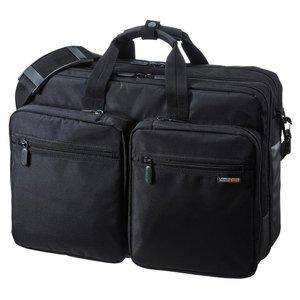 激安単価で 送料無料 サンワサプライ 3WAYビジネスバッグ 出張用・大型 出張用・大型 BAG-3WAY22BK マチ拡張で大容量、出張に便利な軽量3WAY大型ビジネスバッグ 送料無料。, TIMUS-デザイナーズ家具インテリア:c87df780 --- reginathon.de