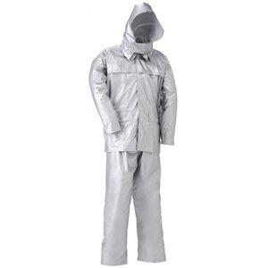 超格安価格 送料無料 スミクラ 送料無料 く~るスーツ く~るスーツ シルバー L シルバーパウダーで太陽熱を反射!!農薬散布に最適です スミクラ。, 特価ブランド:b9e26cee --- cartblinds.com