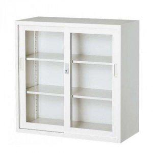 格安SALEスタート! 送料無料 き オフィス向け 一般書庫 オフィス向け 一般書庫・ホワイト・ホワイト 3×3型引違書庫 3号ガラス戸 COM-303G-W オフィスや店舗に☆シンプルで使いやすい書庫 き。, 光洋電機:2b8cf186 --- mashyaneh.org