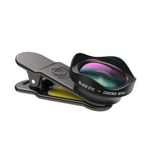 【代引可】 送料無料 BLACK EYE(ブラックアイ) スマホ用クリップ式レンズ 送料無料 120度広角シネマレンズ BLACK PRO CINEMA WIDE CW001 CINEMA ワイドな写真の撮影が可能!, プラセンタの美活:4829b970 --- frmksale.biz