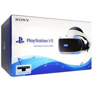 【 新品 】 【】SONY PlayStation VR PlayStation Camera同梱版 CUHJ-16003 元箱あり, サキトチョウ e21f939c