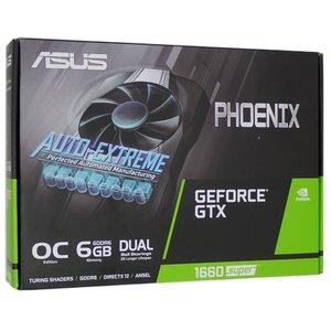 【スーパーセール】 【】ASUSグラボ PH-GTX1660S-O6G PCIExp 6GB 元箱あり, NEXT HOME 4bcbb717