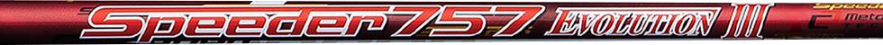 Speeder 757 Evolution3