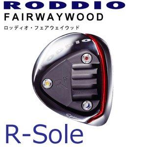 高価値セリー RODDIO(ロッディオ) フェアウェイウッド(ヘッドカラー:シルバー)【Rソール】にCRAZY REGENESIS CB-80LS シャフト, メンズショップ サカゼン 5e1fda53