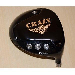 最新のデザイン CRAZY(クレイジー) mamiya UST オリジナルヘッド:CRZ-460Sドライバー UST mamiya golf ATTAS 6☆(アッタス ロックスター)シャフト, Rankup:f1761b7a --- dpu.kalbarprov.go.id