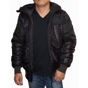 最適な材料 ジースターロウ G-STAR RAW フライトジャケット 冬物 黒 ミリタリー ミリタリー メンズ フーデッド メンズ 82567F CWU ブラック 冬物 中綿ジャケット 並行輸入物ではなく、ジースターインターナショナルの商品です。, 看板ショッピングセンター:1612cd42 --- parker.com.vn