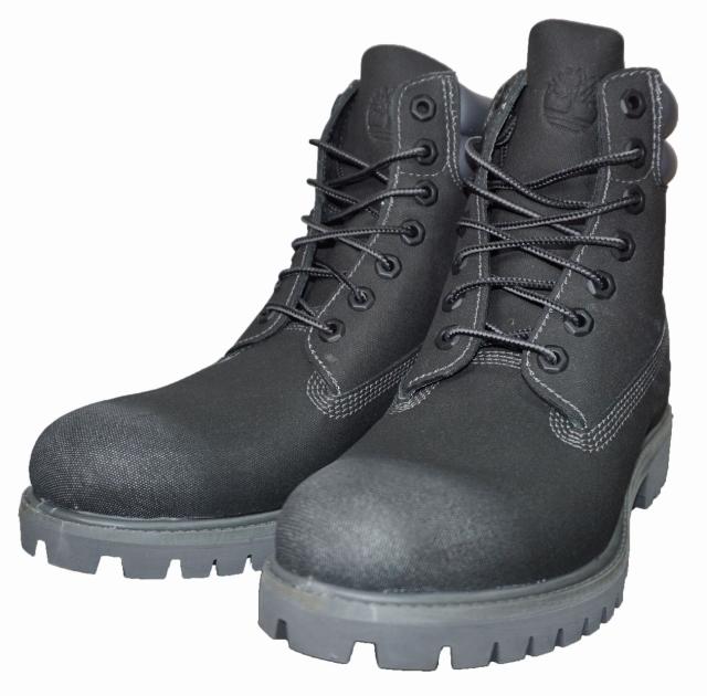 PR 5 6 in Hiker Boots Black Wmn