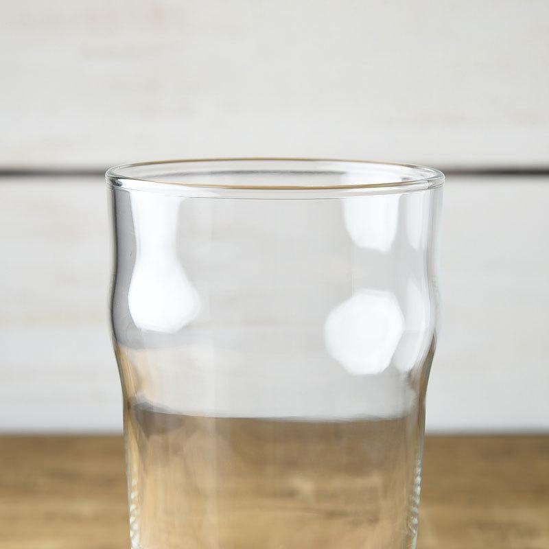 ノニック 1パイント ビアグラス/ガラスタンブラー (h152)