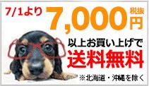 税抜7,000円以上で送料無料