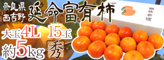 延命富有柿