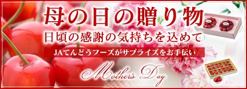 母の日ギフト|山形県産さくらんぼハウス栽培 佐藤錦