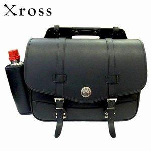 全国宅配無料 Xross(クロス) XC-020,MotoGoods シングル サイドバッグ サイドバッグ SADDLE SINGLE SADDLE XC-020, エコノミーオフィス-オフィス家具:84fe3648 --- abizad.eu.org