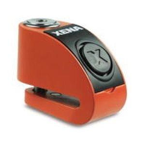 【公式】 XENA XZZ6L-HD Li ゼナ ディスクアラーム(オレンジ) アラーム付きディスクロック 876846002641 Q5K-AAA-001-230, みね商店 8f4f59a2
