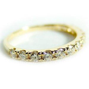 【セール】 10000円以上送料無料 ダイヤモンド リング ハーフエタニティ 0.5ct 0.5ct 9.5号 ダイヤモンド K18 イエローゴールド 9.5号 ハーフエタニティリング 指輪 ファッション リング・指輪 天然石 ダイヤモンド レビュー投稿で次回使える2000円クーポン全員にプレゼント 品質、保証もしっかりさせていただきます, ウチハラマチ:948a6d6b --- ancestralgrill.eu.org