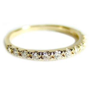 【半額】 10000円以上送料無料 ファッション ダイヤモンド リングハーフエタニティ 0.3ct 天然石 8.5号 K18イエローゴールド ダイヤモンド 0.3カラット エタニティリング 指輪 鑑別カード付き ファッション リング・指輪 天然石 ダイヤモンド レビュー投稿で次回使える2000円クーポン全員にプレゼント 品質、保証もしっかりさせていただきます, 贅沢屋:9515f1a1 --- frmksale.biz