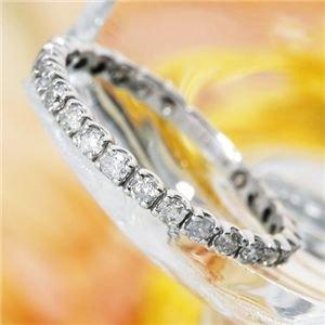 新作人気 【送料無料】K18WG(18金ホワイトゴールド)ダイヤリング エタニティリング(指輪)計0.5ct 125401 15号 ファッション リング・指輪 天然石 ダイヤモンド レビュー投稿で次回使える2000円クーポン全員にプレゼント, MSC SELECT SHOP bb7fcb97