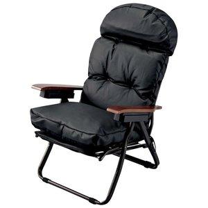 通販 10000円以上送料無料 イタリア製 フットレスト付リラックスチェア(リクライニングチェア) 椅子 ブラック イタリア製 生活用品・インテリア・雑貨 インテリア・家具 その他の椅子 椅子 その他の椅子 レビュー投稿で次回使える2000円クーポン全員にプレゼント 品質、保証もしっかりさせていただきます, ゴルフ観音さま:7538dcb6 --- abizad.eu.org
