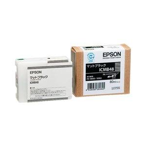 【即日発送】 【送料無料】(まとめ) エプソン EPSON PX-P/K3インクカートリッジ マットブラック 80ml ICMB48 1個 【×10セット】 AV・デジモノ パソコン・周辺機器 インク・インクカートリッジ・トナー インク・カートリッジ エプソン(EPSON)用 レビュー投稿で次回使える2000円クーポン, 読谷村 02f8c1ae