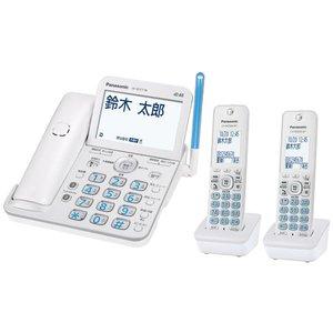 【スーパーセール】 【送料無料 VE-GD77DW-W】パナソニック(家電) コードレス機(子機2台付き)(パールホワイト) VE-GD77DW-W 家電 機 生活家電 機 レビュー投稿で次回使える2000円クーポン全員にプレゼント 家電 品質、保証もしっかりさせていただきます, ヨロンチョウ:0d60adb3 --- mashyaneh.org