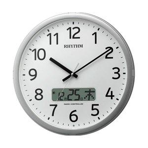 注文割引 【送料無料】リズム時計 生活家電 プログラム電波掛時計カレンダー表示付 4FNA01SR19 1台 家電 1台 家電 生活家電 置き時計・掛け時計 レビュー投稿で次回使える2000円クーポン全員にプレゼント 品質、保証もしっかりさせていただきます, ALLSPORTS:eb497dae --- edneyvillefire.com