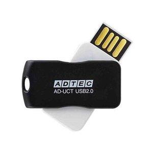 日本最大のブランド 【送料無料 USB2.0回転式フラッシュメモリ】(まとめ)アドテック 1個【×10セット】 USBメモリ USB2.0回転式フラッシュメモリ 32GB ブラック AD-UCTB32G-U2R 1個【×10セット】 AV・デジモノ パソコン・周辺機器 USBメモリ・SDカード・メモリカード・フラッシュ USBメモリ レビュー投稿で次回使える2000円クーポン全員にプレゼント 品質、保証もしっかりさせていただきます, チマチョゴリ韓服韓国雑貨Yumekobo:75da8a10 --- showyinteriors.com