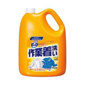 お気にいる 10000円以上送料無料 液体ビック (まとめ)花王 洗濯洗剤 液体ビック 作業着洗い 4.5kg 507174【×5セット】 生活用品 作業着洗い・インテリア・雑貨 日用雑貨 洗濯洗剤 レビュー投稿で次回使える2000円クーポン全員にプレゼント 品質、保証もしっかりさせていただきます, ココロード:2f11cb4f --- mikrotik.smkn1talaga.sch.id