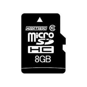 最新の激安 【送料無料】(まとめ) アドテック microSDHC 8GBClass10 SD変換アダプター付 AD-MRHAM8G/10R 1枚 【×10セット】 AV・デジモノ パソコン・周辺機器 USBメモリ・SDカード・メモリカード・フラッシュ SDカード レビュー投稿で次回使える2000円クーポン全員にプレゼント, ミクモチョウ 02ab23fd
