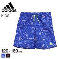 31166f5663c 10%OFF【メール便(15)】 (アディダス)adidas ショートパンツ 水着 キッズ ジュニア 男の子 スポーツ グラ.