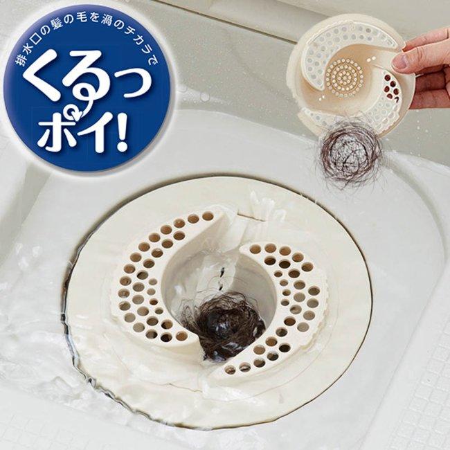 お風呂 排水溝