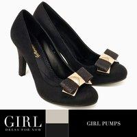03de53e909da7 パンプス 痛くない ブラック 結婚式 黒 シューズ レディース 靴 大きいサイズ パーティー パーティーシュー.